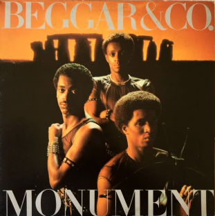 Beggar & Co. - Monument (LP) (EX/VG-)